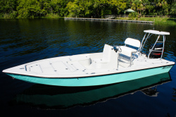 Bay Craft Boats- 210 Hybrid