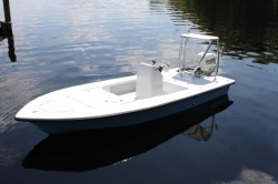 Bay Craft Boats- Bone Skiff 162