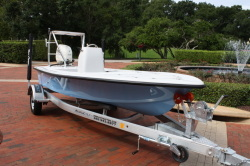 Bay Craft Boats- Bone Skiff 162