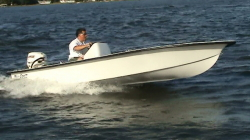 2011 - Bay Craft Boats - 18 Bay Skiff