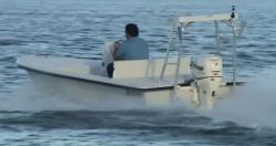 2015 - Bay Craft Boats - 175 Flats  Bay