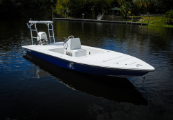 2019 - Bay Craft Boats - 185 Flats Edition