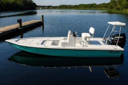 2020 - Bay Craft Boats - 210 Hybrid