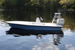 2020 - Bay Craft Boats - Bone Skiff 162