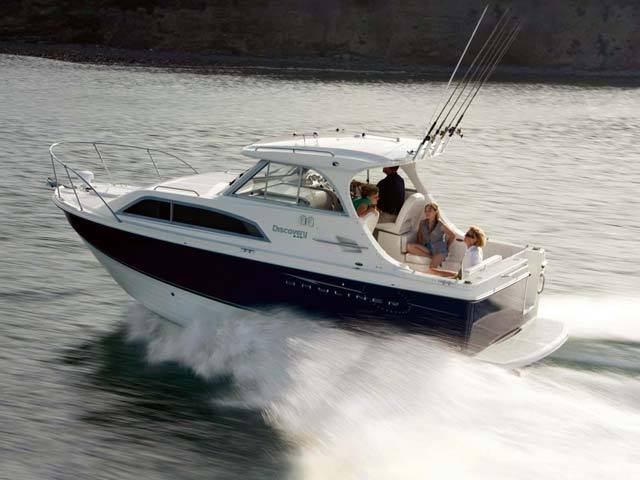 Research Bayliner Boats Discovery 246 On Iboats Com