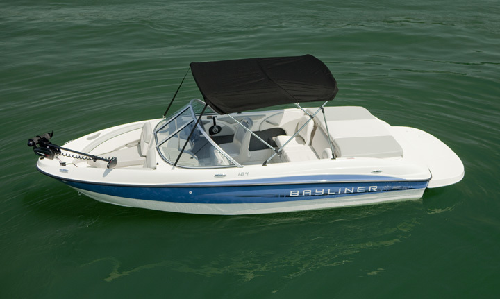 Research 2012 bayliner boats 184 fish ski on for Fish and ski boat