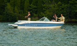 2012 - Bayliner Boats - 184 Fish  Ski