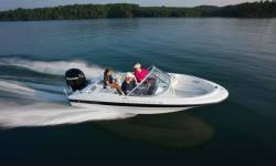 2013 - Bayliner Boats - 160 OB