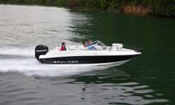 2017 - Bayliner Boats - 170 Bowrider