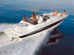 Bayliner Boats 237 Deck Boat 2008