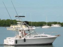 Pacemaker Oceanside Fishing Boat