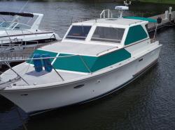 1972 - Pacemaker Boats - Convertible Sedan