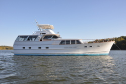 1972 67' Burger Flybridge Motor Yacht