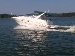 2001 - Larson Boats - Cabrio 330