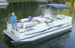 2010 - Bentley Pontoon Boats - 240 Fish RE