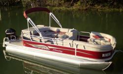 2010 - Bentley Pontoon Boats - 220 Elite Encore Cruise RE