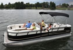 2011 - Bentley Pontoon Boats - 240 Cruise RE