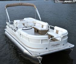 2011 - Bentley Pontoon Boats - 200 Cruise RE
