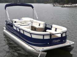 2011 - Bentley Pontoon Boats - 220 Cruise RE