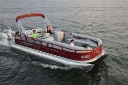 2012 - Bentley Pontoon Boats - 244 Fish