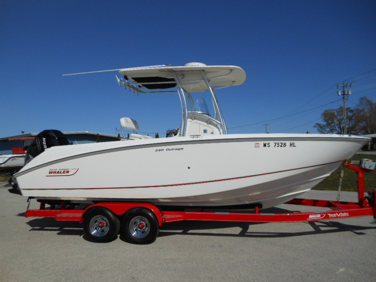 Used Boston Whaler Center Console Boats for Sale