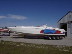 1995 36 Apache Freshwater Only!