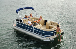 2014 - Berkshire Pontoon Boats - 211FC - A