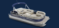 2009 - Berkshire Pontoon Boats - 180CL
