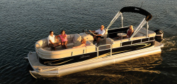 2009 - Berkshire Pontoon Boats - 260CL