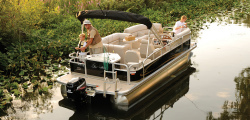 2009 - Berkshire Pontoon Boats - 241FC