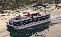 2010 - Berkshire Pontoon Boats - 243 SLX