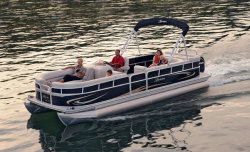 2010 - Berkshire Pontoon Boats - 263 SLX