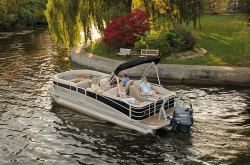 2012 - Berkshire Pontoon Boats - STS 220 CL BP3