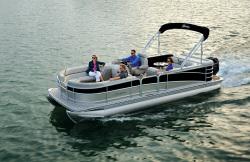2013 - Berkshire Pontoon Boats - 253SLX