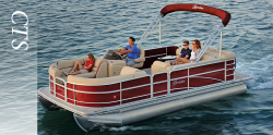 2015 - Berkshire Pontoon Boats - 170CL