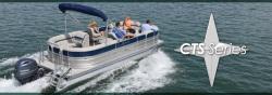 2017 - Berkshire Pontoon Boats - CTS 24RFX