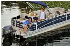 2017 - Berkshire Pontoon Boats - Ultra 25RFX-DC
