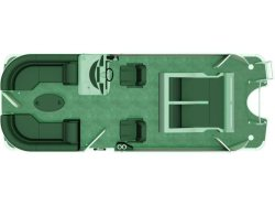 2017 - Berkshire Pontoon Boats - Ultra 23SL