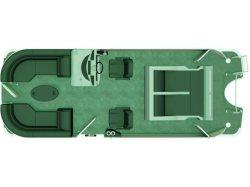 2017 - Berkshire Pontoon Boats - Ultra 25SL