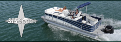 2017 - Berkshire Pontoon Boats - STS 23CLE