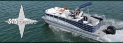 2017 - Berkshire Pontoon Boats - STS 25RFX-DC