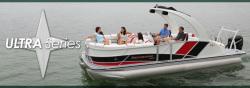 2017 - Berkshire Pontoon Boats - Ultra 21CL