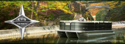 2018 - Berkshire Pontoon Boats - CTS 22RFX