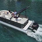 2018 - Berkshire Pontoon Boats - CTS 22E