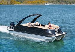 2018 - Berkshire Pontoon Boats - CTS 17CL