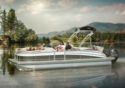 2018 - Berkshire Pontoon Boats - CTS 24RFC2