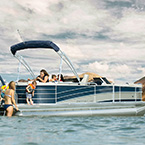 2020 - Berkshire Pontoon Boats - STS 23PT