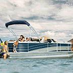 2020 - Berkshire Pontoon Boats - STS 25SB