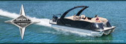 2020 - Berkshire Pontoon Boats - 25-Sport-SLX-DC