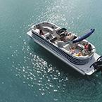 2020 - Berkshire Pontoon Boats - STS 23FC